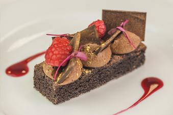 Chocolade brownie