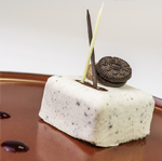 Cookie & cream cheesecake