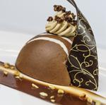 Pure chocolade & mint bombe